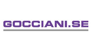 Saxslipning Gocciani